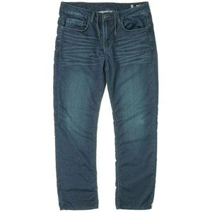 Buffalo David Bitton Fred X Easy Straight Jeans 33